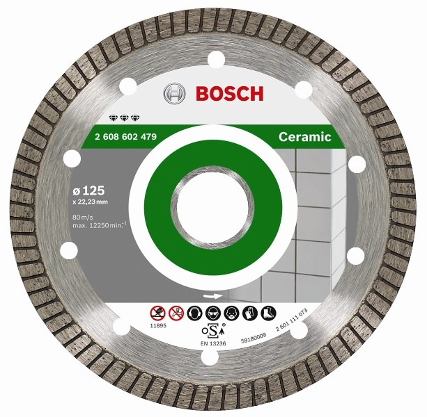 Diamant BOSCH Ceramic Gres turbo
